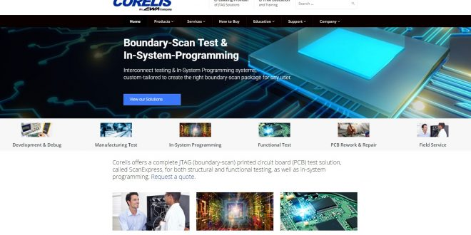 Blind and Buried Vias - Corelis Boundary-Scan Blog