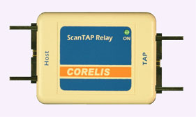 ScanTAP Relay - Engage and disengage boundary-scan Test Access Port (TAP) signals