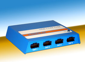 USB-1149.1/4E - Plug-and-play IEEE-1149.1 Boundary-Scan JTAG controller for USB