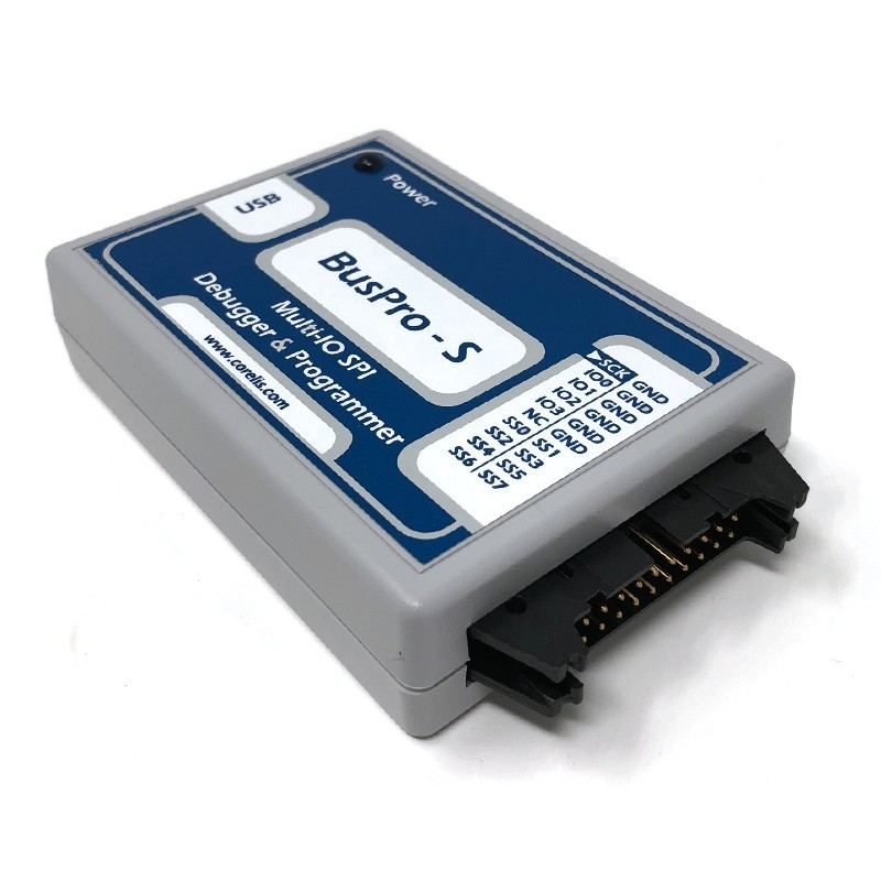 BusPro-S SPI Exerciser