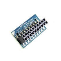 Adapter Pin Converter MIPI - BH-ADP-60e_MIPI-20t_ARM