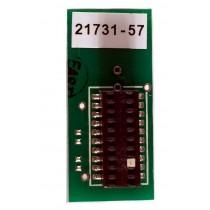 20-pin Corelis to 20-pin TI Adapter