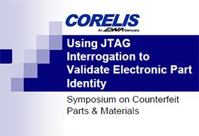 jtag interrogator synop1 - Anti-Counterfeiting JTAG Software
