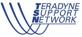 Teradyne Support Network Logo