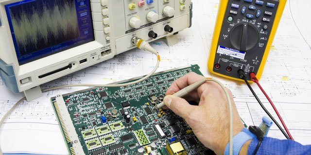 testingboard2 - JTAG & PCB Testing Services