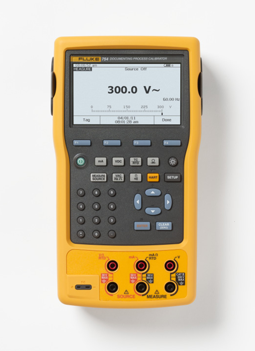 Fluke graphic21 - A Success Story from Fluke