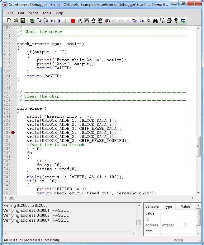 JTAG Starter Kit scriptdebug - JTAG Starter Kit