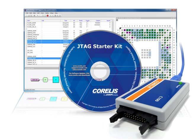 JTAG Starter Kit - Corelis Webinar: Why JTAG Testing Makes Sense