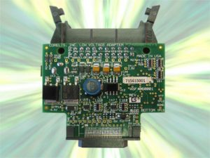 Low Voltage Adapter1 300x225 - JTAG Boundary-Scan Controllers for High-Volume Production Systems