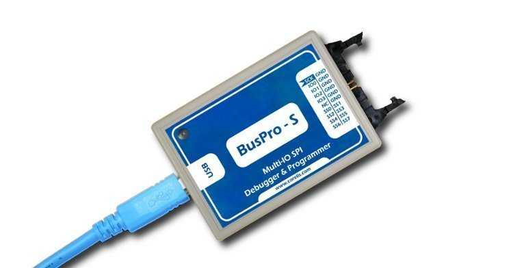 BusPro S final - SPI Demo Software Download
