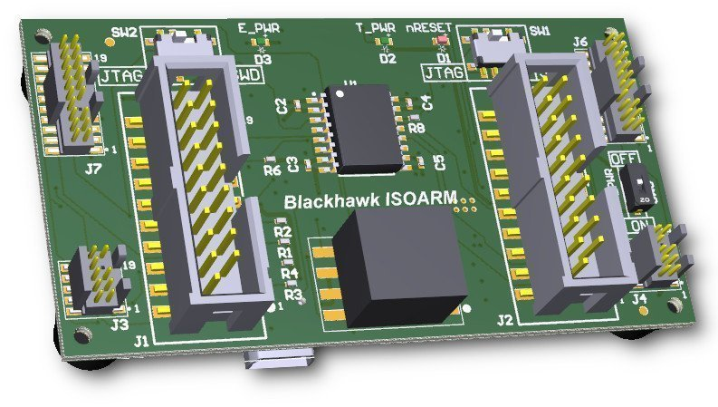 12216 PP1 - Blackhawk™ Launches New JTAG Isolation Adapter for ARM®