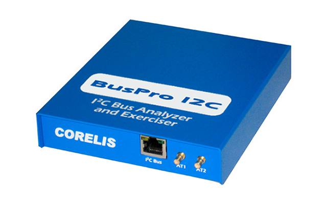 buspro640400 - I2C Bus Analyzer and Exerciser Products