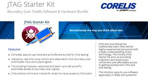 starter kit data sheet 300x157 - JTAG Starter Kit