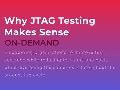 Why JTAG Makes Sence2 - Webinars Homepage